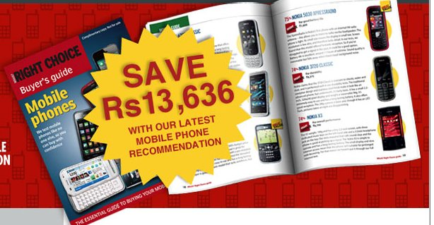 Get Free mobile phone buying guide