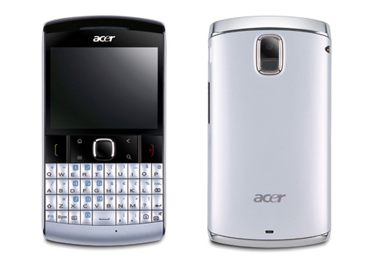 Acer BeTouch E210 Android Mobile Phone in just Rs.5749