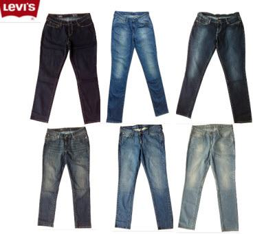 Get Levi's Jeans for women @ just Rs.499 (Worth Rs.2399)