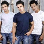 Clyde 3 Mens T Shirts Combo at Just Rs.399 Only (Free Cash on Delivery) featured apparel and shoes