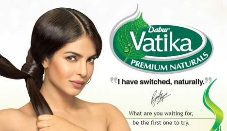 Get Chance to win Free Sample of Vatika Premium Natural Shampoo