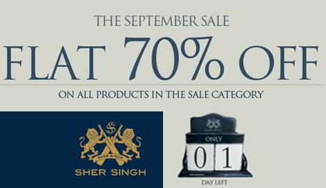 Flat 70% Discount - Get Polo T-shirts at just Rs.240 & more - Only 1 Day Left