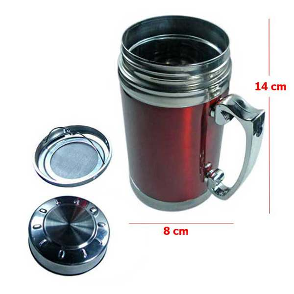 Inpro Travel Mug worth Rs.999 at just Rs.184 - 1 Year Warranty with Free Shipping