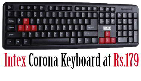 Intex Corona Keyboard