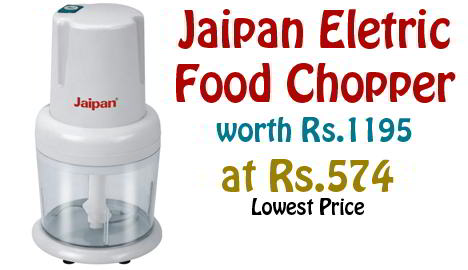 Jaipan Eletric Food Chopper