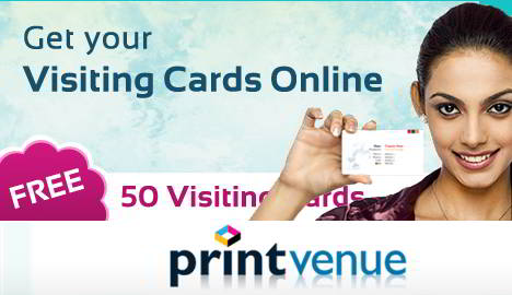 50 Business Visiting Card