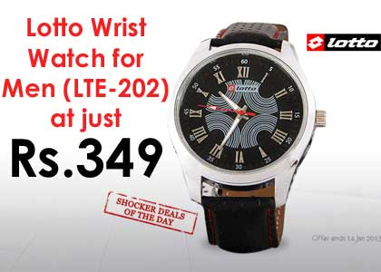 Lotto Wrist Watch