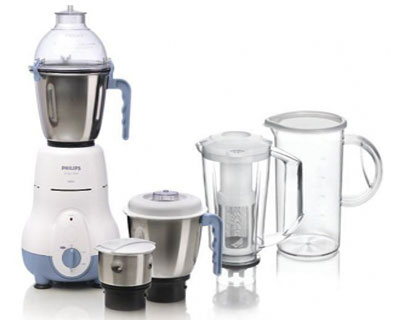 Philips Mixer Grinder HL1643/06 With 5 Jars at Just Rs.2999