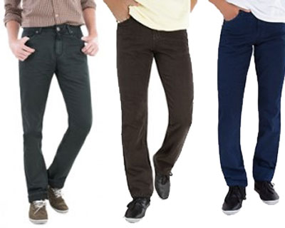 Get Inkfruits Mens Chinos Pant worth Rs.1299 at Just Rs.333 mens apparel