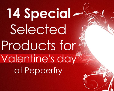 14 Special Selected Products for Valentines day at Pepperfry valentines day