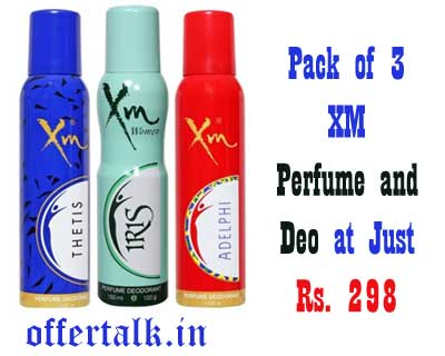 XM-perfume and Deo at 298