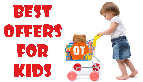 Top 5 Best Offers For Kids