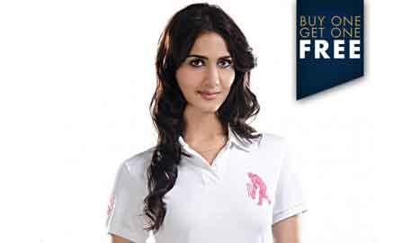 Buy 1 Get 1 Free Classic Cricket POLO T-shirts