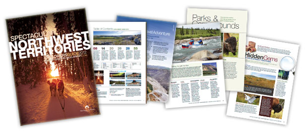 Free Spectacular Northwest Territories Guide