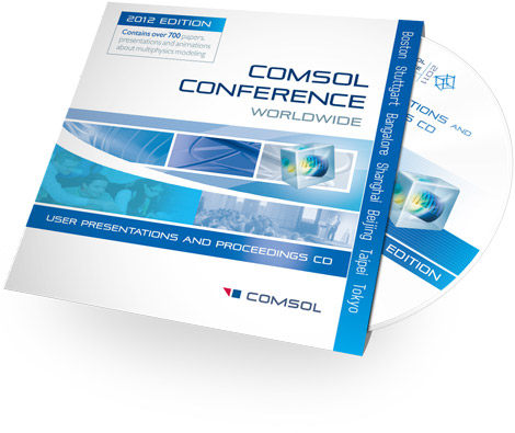 Free COMSOL Conference CD 2012 Edition