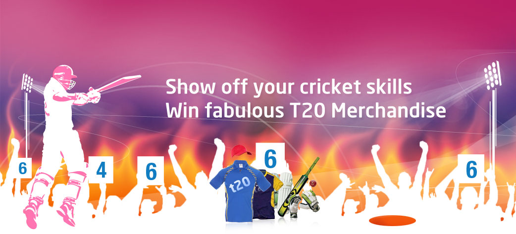 Gojiyo Turns 2 Win fabulous T20 Merchandise (Special Offer)