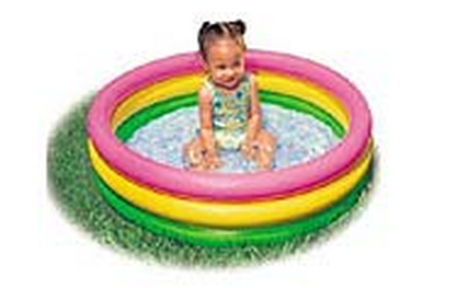 Get Baby Pool Inflatable in just Rs.179 + Free Shipping