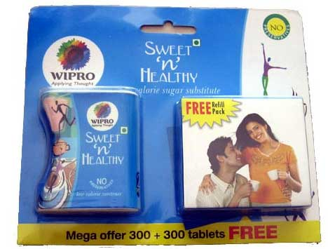 Get Free Wipro sweet & healthy sample (Only for first 2000 peoples)