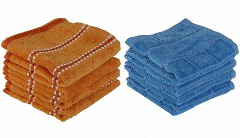4 Latitude face towels in just Rs.84 (COD & Free Shipping)