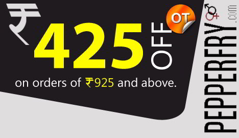 Get Rs.425 OFF on Rs.925 & above